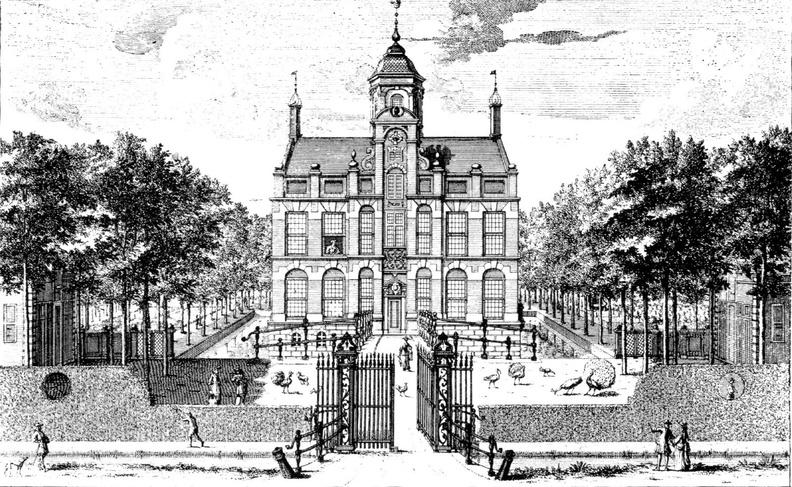 AlphenadRijn Langerode - Fr. van Bleyswijck, 1714, ZH1