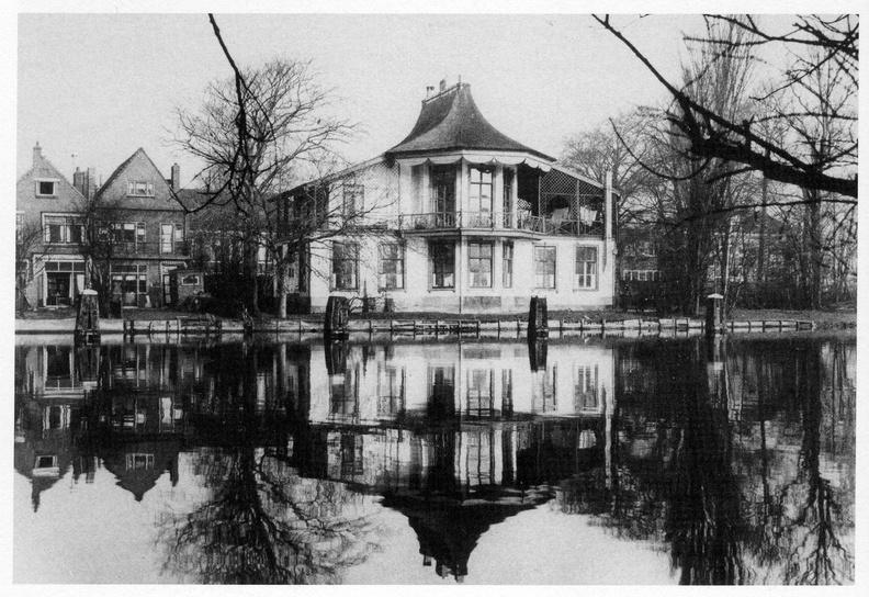 Leiden Bloemlust - voor afbraak in 1964 - DE5