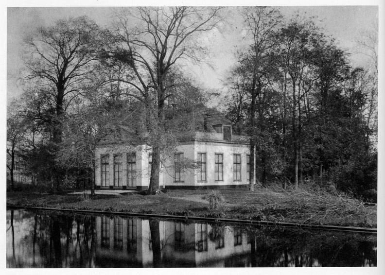 Leiden Buitenrust - foto circa 1905 - DE5