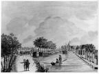 Leiden Vliet en Cingelzigt - tekening J Timmermans, 1788 - DE5