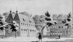 Rijnwijk - pentekening LP Serrurier 1731 - ZEI2