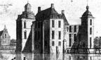 Ruurlo 2000 - gewassen pentekening 18e eeuw