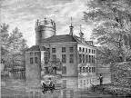 Loenersloot - gravure van PJ Lutgers ca 1836 - GE2