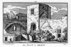 Abcoude - binnenzijde 1 - gravure A Rademaker, 1702 - KA3