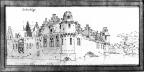 Toutenburg - pentekening A de Haen