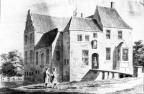Zenderen Weleveld - penseeltekening anoniem 1729