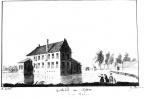 Zenderen Weleveld - penseeltekening J Bosch 1759