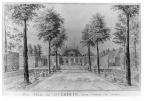 a - Overduin - voorzijde - tekening Jan Arends 1772 - HET01