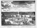 Petersburg - achterste kom - gravure A Rademaker ca 1791 - DE2
