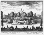 Petersburg - achterzijde - gravure A Rademaker ca 1791 - DE2