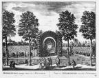 Petersburg - berceaux - gravure A Rademaker ca 1791 - DE2
