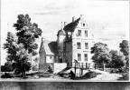 Diepenheim Peckedam - penseeltekening C Pronk 1732