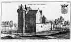 Halder - Oud-Herlaer - gravure door G Bouffats