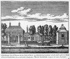 Baambrugge Valck en Heining - ets Abraham Rademaker, 1730 - HOL1