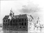 1Oijen - tekening C Pronk, 1745