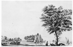 Nijenbeek - Voorst - 2 - tekening Jan de Beijer - AC1