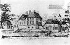 Fleringen Herinckhave - pentekening J Craandijk