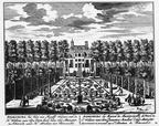 Maarssen Doornburg - gravure A Rademaker ca 1791 - DE2