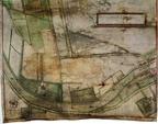 Maarssen Goudestein - vogelvlucht door Balthasas Florisz van Berckenrode, 1629 - TU1