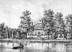 Maarssen Ten Bosch - gravure PJ Lutgers ca 1836 - GE2