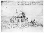 Eefde Boedelhof - Zutphen - tekening Jan de Beijer - AC1