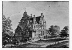 Eefde Den Dam - Warnsveld - tekening Jan de Beijer - AC1
