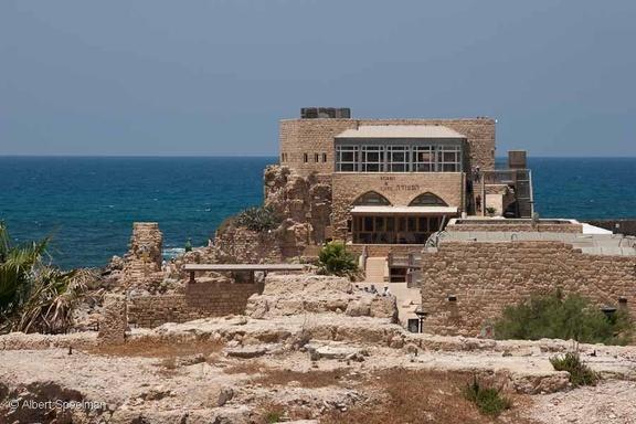 Caesarea Citadel 25052009 ASP 01