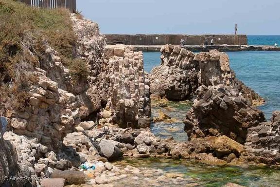 Caesarea Citadel 25052009 ASP 03