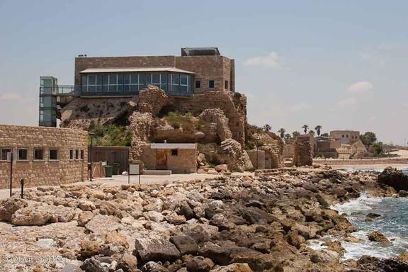 Caesarea Citadel 25052009 ASP 09