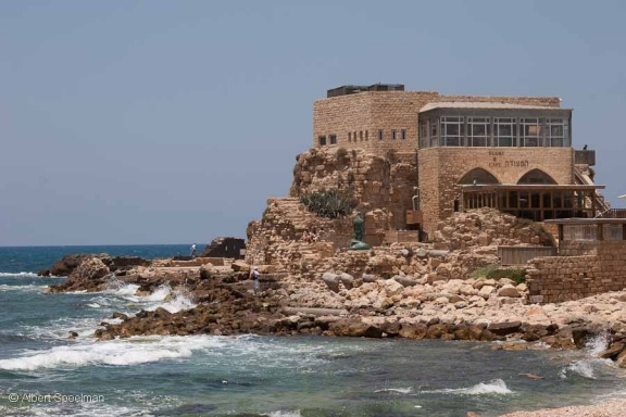 Caesarea Citadel 25052009 ASP 11