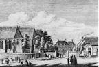 Baarland - zuidzijde in 1743 - MI1