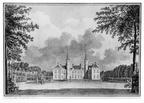 Hooge, Ter - voorzijde - tekening Jan Arends 1785 - HET01