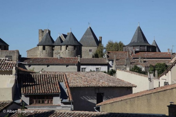 Carcassonne Stad 2011 ASP 062