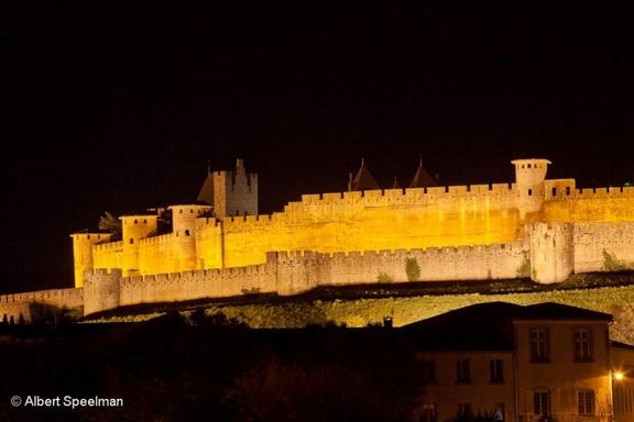 Carcassonne Stad 2011 ASP 070
