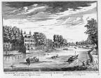 Breukelen Vechtvliet - gravure A Rademaker ca 1791 - DE2