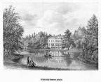 Leersum Broekhuizen - litho PJ Lutgers, 1869 - GEZ2