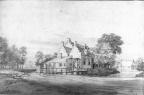 Leersum Broekhuizen - voorzijde door R Roghman