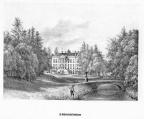 Leersum Broekhuizen 1 - litho PJ Lutgers, 1869 - GEZ2