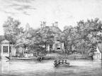 Loenen Beek en Hoff - gravure van PJ Lutgers ca 1836 - GE2