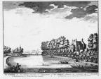 Nieuwersluis Vijverhof - gravure A Rademaker ca 1791 - DE2