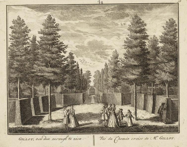 Esaie Gillot - Roode Hart - D Stopendaal 1725 NoordHollands Archief 3