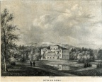 Duin en Berg - litho naar tekening PJ Lutgers ca 1840 - HA1