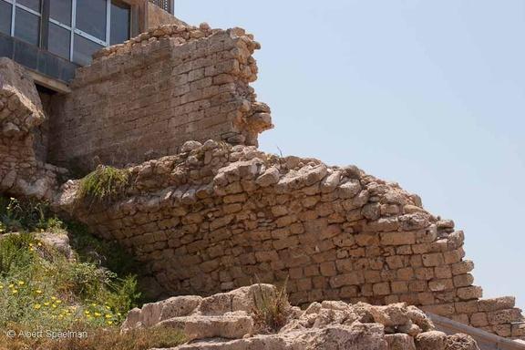 Caesarea Citadel 25052009 ASP 07