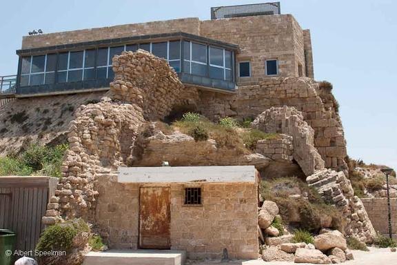 Caesarea Citadel 25052009 ASP 08