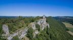 Montferrand le Chateau 2016 ASP 11 luchtfoto