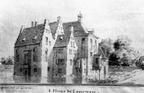 BovenLeeuwen - achterzijde door C Pronk 1732