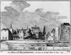 Maartensdijk - tekening door C Pronk - 1743 - MI1