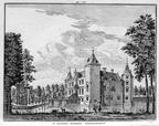 Nederhorst - gravure H Spilman naar tekening van J. Beyer - UT2
