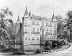 Nederhorst - tekening door PJ Lutgers uit 1871 - GE4